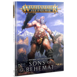 BATTLETOME: SONS OF BEHEMAT (ITA)