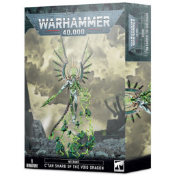 NECRONS: C\'TAN SHARD OF THE VOID DRAGON
