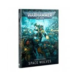 CODEX: SPACE WOLVES (ITA)