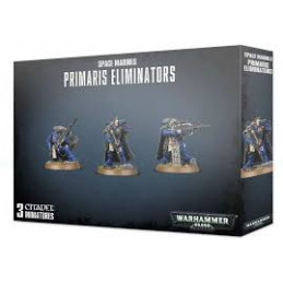 SPACE MARINES PRIMARIS ELIMINATORS