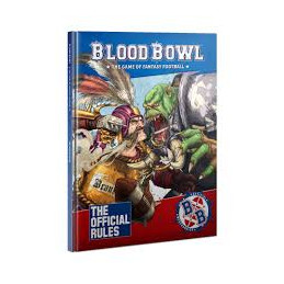 BLOOD BOWL RULEBOOK (ENG)