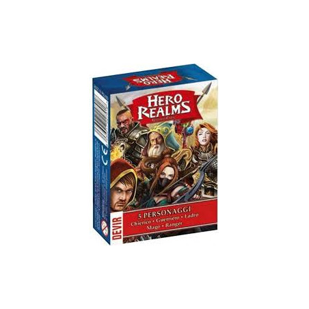 HERO REALMS: PERSONAGGI