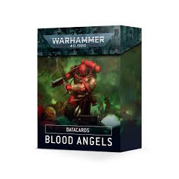 DATACARDS: BLOOD ANGELS (ENG)