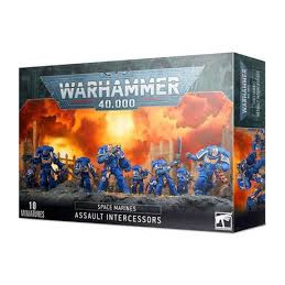 SPACE MARINES: INTERCESSORS D\'ASSALTO