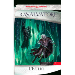 L\'ELFO SCURO VOL. 2 - L\'ESILIO