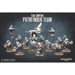 TAU EMPIRE PATHFINDER TEAM - TEAM DI ESPLORATORI