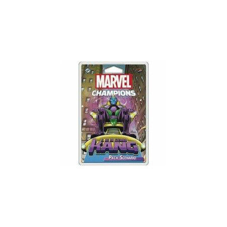 MARVEL CHAMPIONS LCG: IL RE IN ETERNO KANG (PACK SCENARIO)