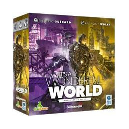 IT\'S A WONDERFUL WORLD: CORRUZIONE & ASCESA