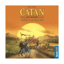 CATAN: CITTA\' E CAVALIERI NEW