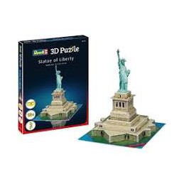PUZZLE 3D 31 PZ. - STATUE OF LIBERTY