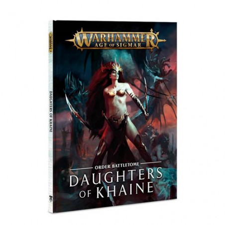 BATTLETOME: DAUGHTERS OF KHAINE (ITA)