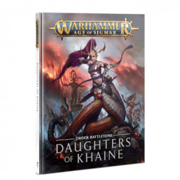 BATTLETOME: DAUGHTERS OF KHAINE (ITA)