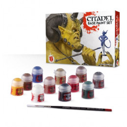 CITADEL BASE PAINT SET - SET DI PITTURA CITADEL BASE