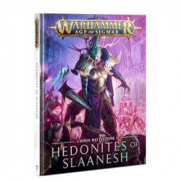 BATTLETOME: HEDONITES OF SLAANESH (ITA)