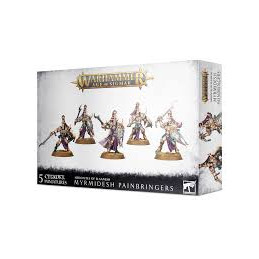HEDONITES OF SLAANESH: MYRMIDESH PAINBRINGERS