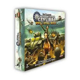QUARTERMASTER GENERAL WW2: TOTAL WAR (ITA)