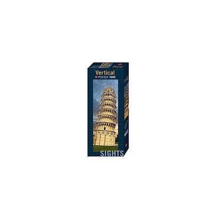 PUZZLE 1000 PZ. SIGHTS - TOWER OF PISA (VERT)