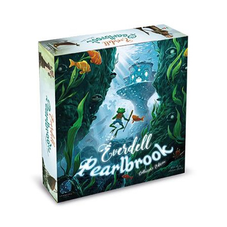EVERDELL - COLLECTOR'S EDITION: PEARLBROOK (ITA)