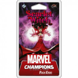 MARVEL CHAMPIONS LCG: SCARLET WITCH (PACK EROE)