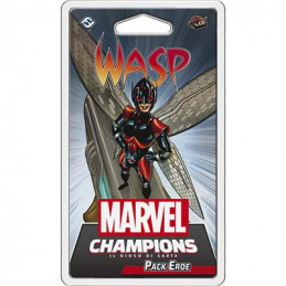 MARVEL CHAMPIONS LCG: WASP (PACK EROE)