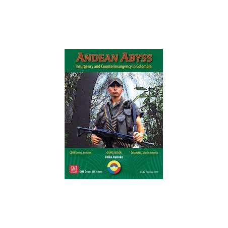 ANDEAN ABYSS - 2ND PRINT