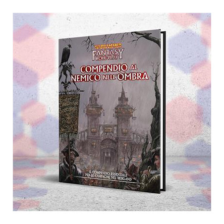 WARHAMMER FANTASY ROLEPLAY, 4A ED.: COMPENDIO