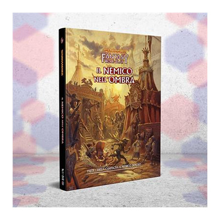 WARHAMMER FANTASY ROLEPLAY, 4A ED.: IL NEMICO NELL'OMBRA