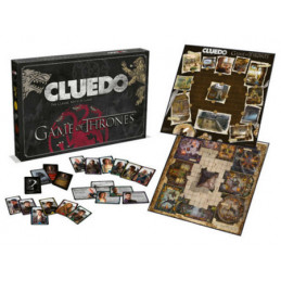 CLUEDO GAME OF THRONES (ITA)