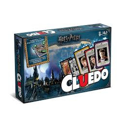 CLUEDO WORLD OF HARRY POTTER (ITA)