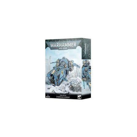 SPACE WOLVES: CANNONIERA STORMFANG