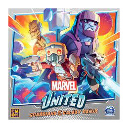 MARVEL UNITED: GUARDIANS OF THE GALAXY REMIX