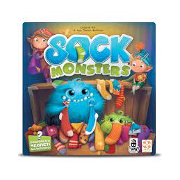 SOCK MONSTERS - LEGACY EDITION