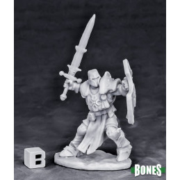 CRUSADER CHAMPION (ATTACKING)  (BONES)