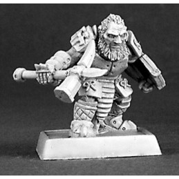 DARK DWARF WARRIOR, MERCS