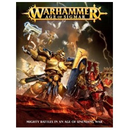 AGE OF SIGMAR BOOK (ITA)