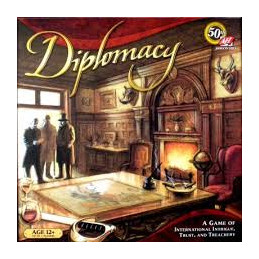DIPLOMACY - 50TH ANNIVERSARY