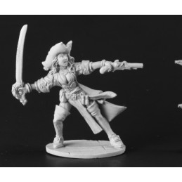 ELIZABETH, FEMALE PIRATE CAPTAIN