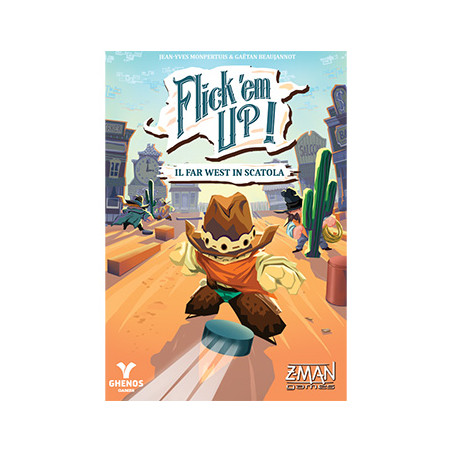 FLICK THEM UP - IL FAR WEST IN SCATOLA
