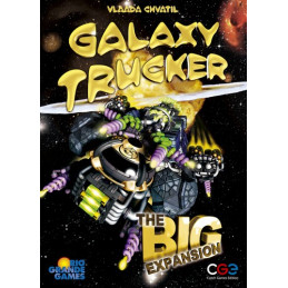 GALAXY TRUCKER: THE BIG EXPANSION (ENG)