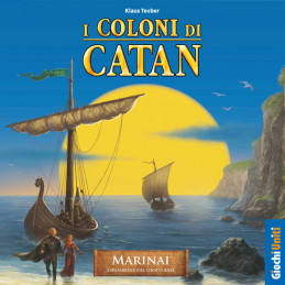 I COLONI DI CATAN - I MARINAI NEW