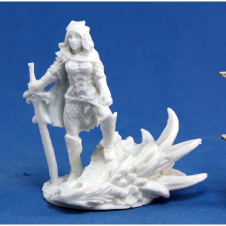 JENAN, FEMALE DRAGON SLAVER (BONES)