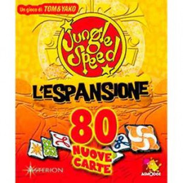 JUNGLE SPEED L\'ESPANSIONE