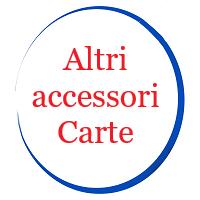 ALTRI ACC. CARTE
