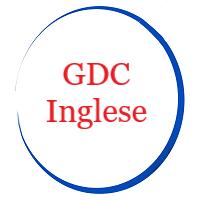 GDC - INGLESE